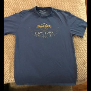 Hard Rock Cafe NY tee